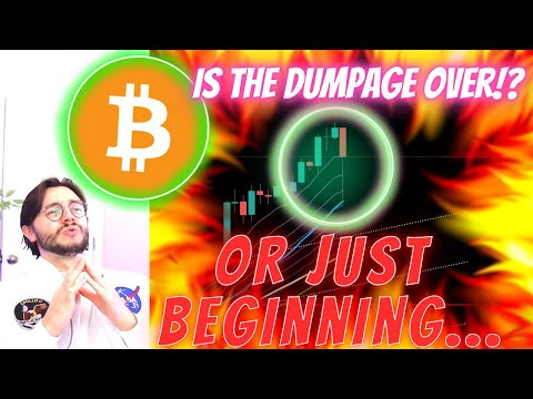 BITCOIN *MASSIVE DIPPAGE** OVER?? – DO NOT BE TRICKED!!! IS ETHEREUM IN *MAJOR* TROUBLE!?!