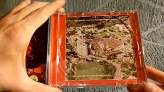 ZZ TOP Fandango! (US CD Edition) Unpackaging
