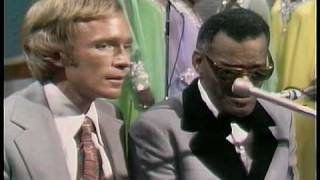 AM I BLUE? by Ray Charles & Dick Cavett