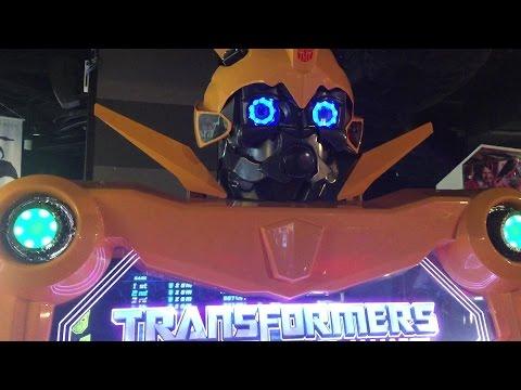 Japanese Arcade Transformers Human Alliance! トランスフォーマー・ヒューマンアライアンス