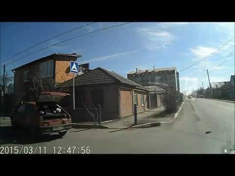 дтп Ейск пересечение ул Коммунаров и ул Гоголя