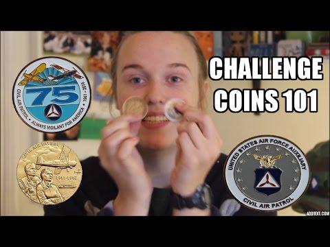 Challenge Coins 101