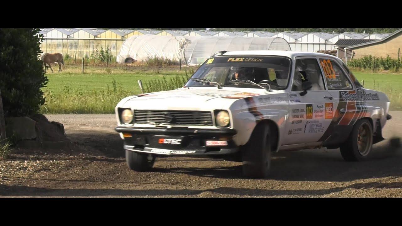 Best of Christophe de Leeuw - Opel Ascona A Rally 2019