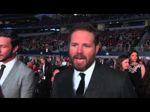 13 Hours: The Secret Soldiers of Benghazi: David Denman Dallas Movie Premiere