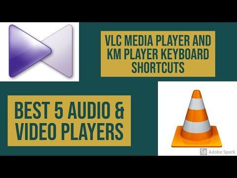 VLC Media Player & KM Player Shortcut Keys 2019 || Top Video Player