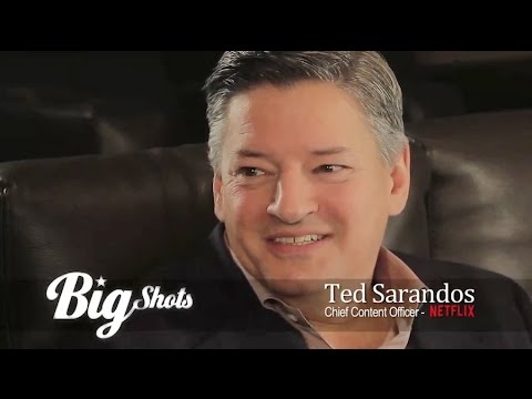 Ted Sarandos Netflix Interview