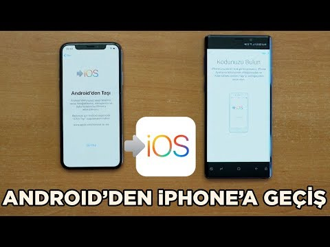 Eski Android Telefondan IPhone'a Nasıl Geçilir? (Move To IOS)