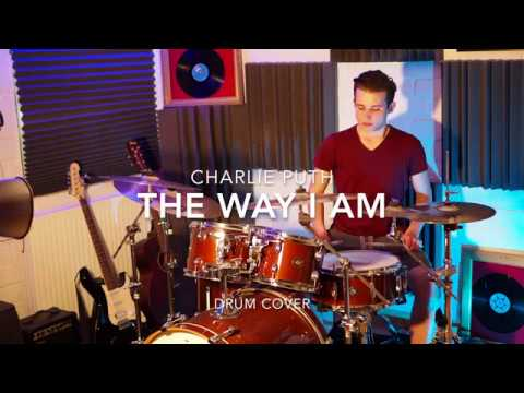 The Way I am - Charlie Puth (Drum Cover)