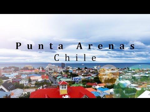 Punta Arenas 4k | Short | Tierra del Fuego | Main square | Port | Panorama