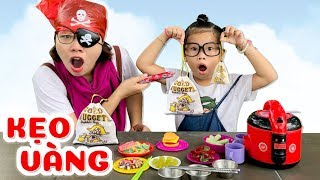 100% KẸO TÚI VÀNG -- Bubble Gum ❤Susi kids TV❤