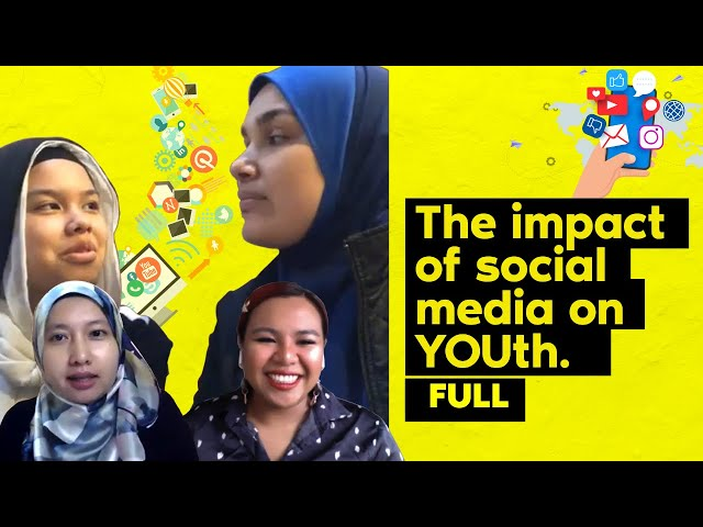 YOUTHtalk - The impact of social media on YOUth