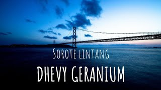 Download SOROTE LINTANG - Dhevy Geranium | LIRIK Mp3
