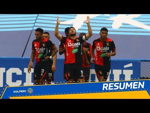 Resumen: Sporting Cristal vs Melgar (2-3)