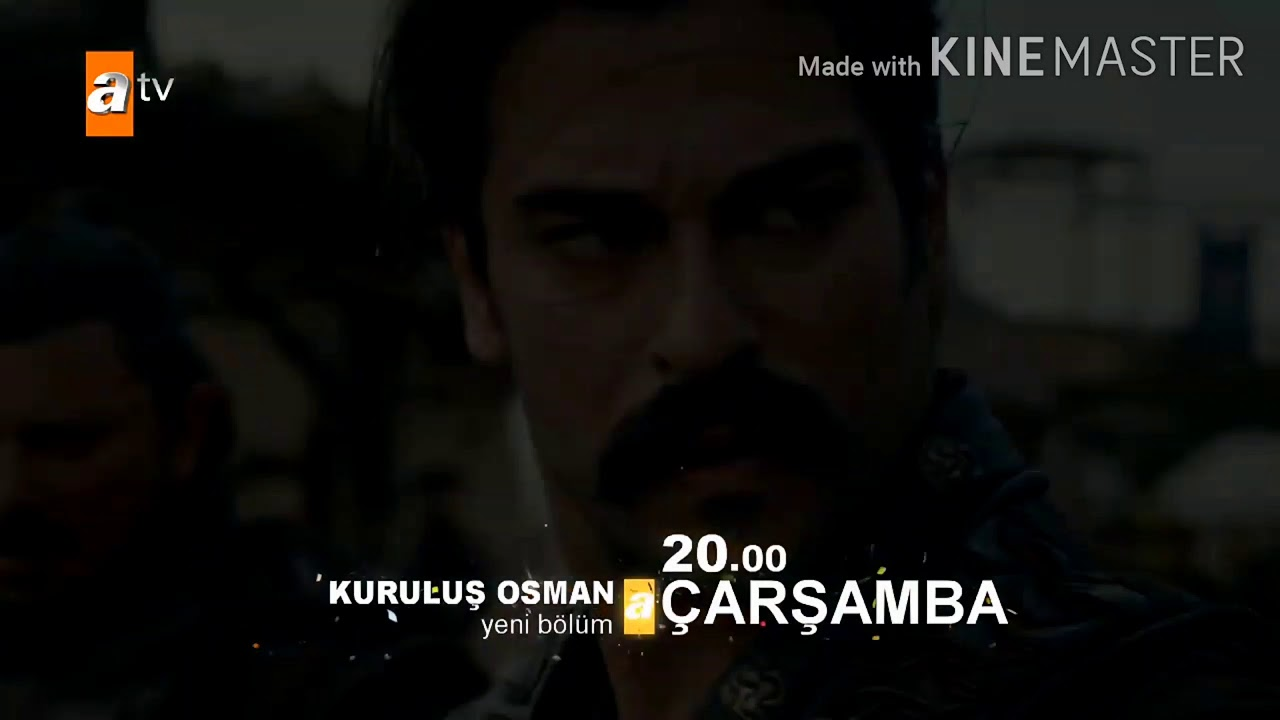 Kuruluş Osman 26 trailer with English subtitle