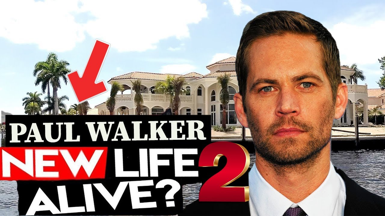 2020 | Paul Walker's NEW LIFE | Health | Relationship | Financial condition. | SECRET INFO 2