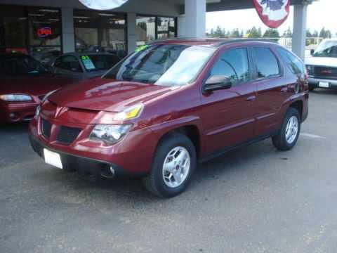 Pre Owned 2003 Pontiac Aztek Tacoma Wa 98444 Youtube