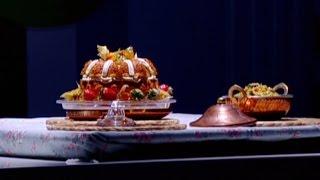 دجاج بحليب جوز الهند - غادة التلي