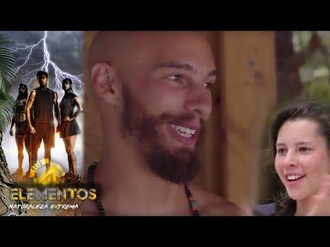 Yann, ¿perdonaría infidelidad de Ella   Shots con Yurem   Reto 4 Elementos, segunda temporada