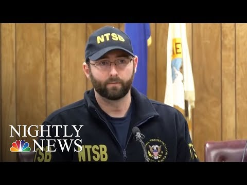 NTSB Investigating Grand Canyon Helicopter Crash That Left Three Dead | NBC Nightly News