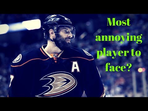 Which NHL player does everyone hate playing against? 五个最烦人的 NHL 球员