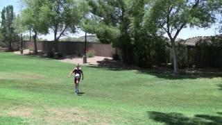 Brendan Juggling 1283 for Scottsdale Blackhawks