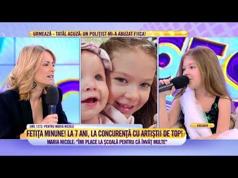 Maria Nicole la Acces Direct - Orasul Faptelor Bune