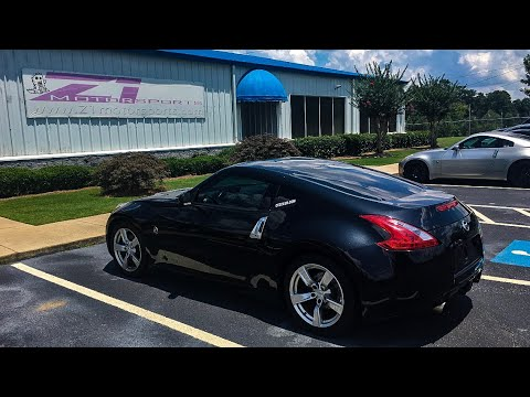 Picking up my 370Z from Z1 Motorsports!!!