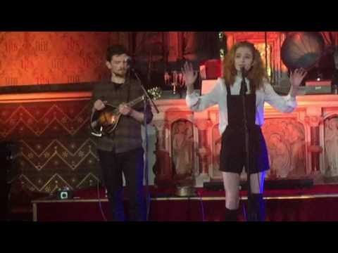 Janet Devlin - Hallelujah (Live at The Convent, South Woodchester 4/12/16)