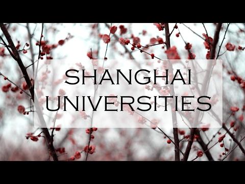 UNIVERSITIES IN SHANGHAI