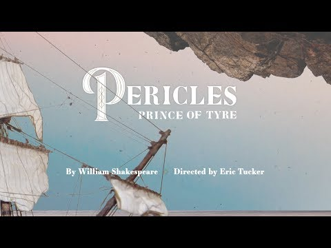 Director's Cuts  - Pericles, Prince of Tyre