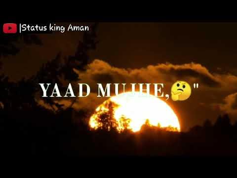 bole-jo-koyal-bagho-me-|yaad-mujhe-bhi-aane-lagi-|new-whatsapp-status