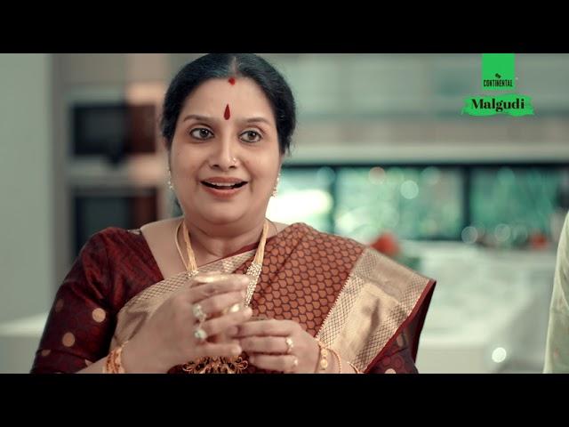 Continental Coffee Malgudi TVC Telugu 2021