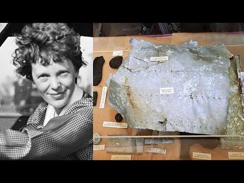 New Evidence Could Prove that Amelia Earhart Died as a Castaway || Pastimers