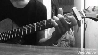 [Guitar solo] Yêu là tha thu guitar solo fingerstyle / guitar cover- HL