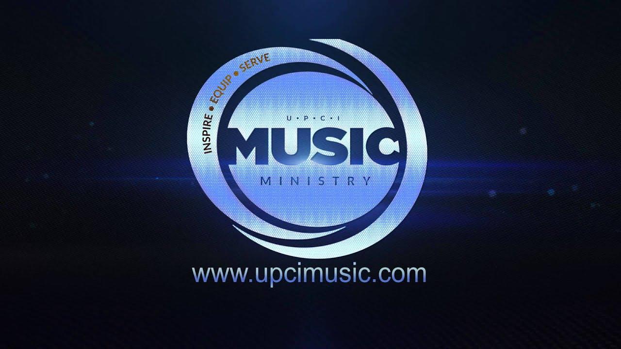 upci music ministry logo intro youtube