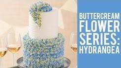 Buttercream Flowers: The Hydrangea