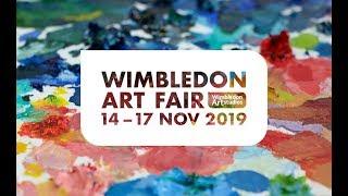 Wimbledon Art Fair 14-17 November 2019