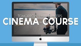 Cover images Announcement - Tomorrow's Filmmakers Cinema Course