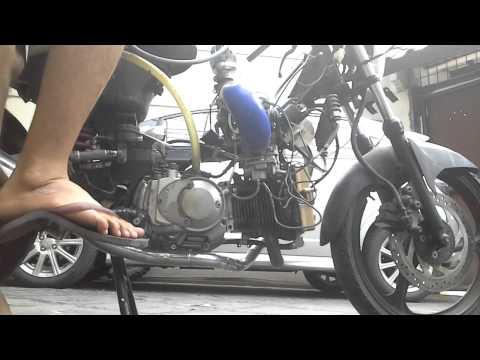 suzuki shogun 110 turbo        by: hendra bf