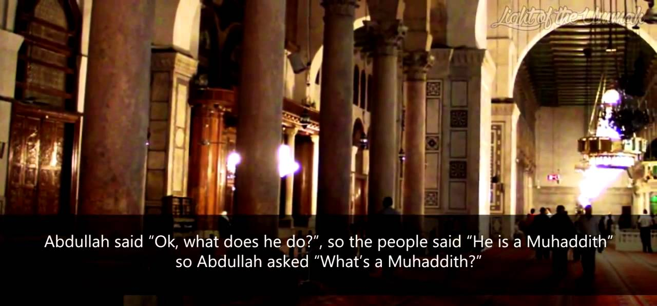 One Hadith Changed His Life [True Story]
