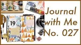 Journal with Me No. 027 | Midori Traveler's Notebook