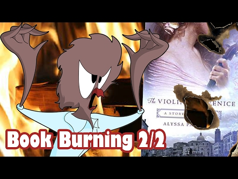 Book Burning: The Violinist of Venice Part 2 (ft. Crowne Prince)