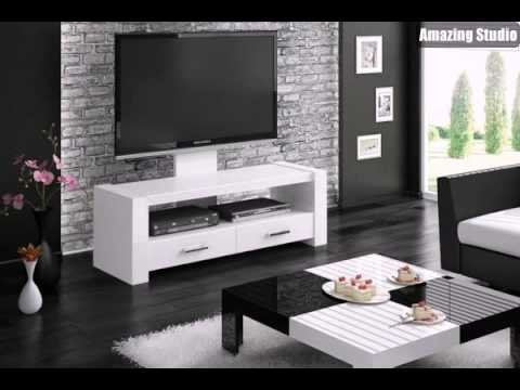 fernsehschrank wei tv m bel ideen wei er schrank youtube. Black Bedroom Furniture Sets. Home Design Ideas
