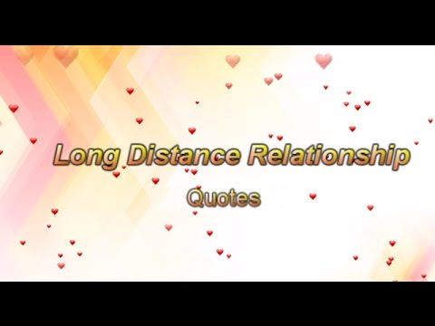Long Distance Relationship I Love You From A Distance Quotes 2