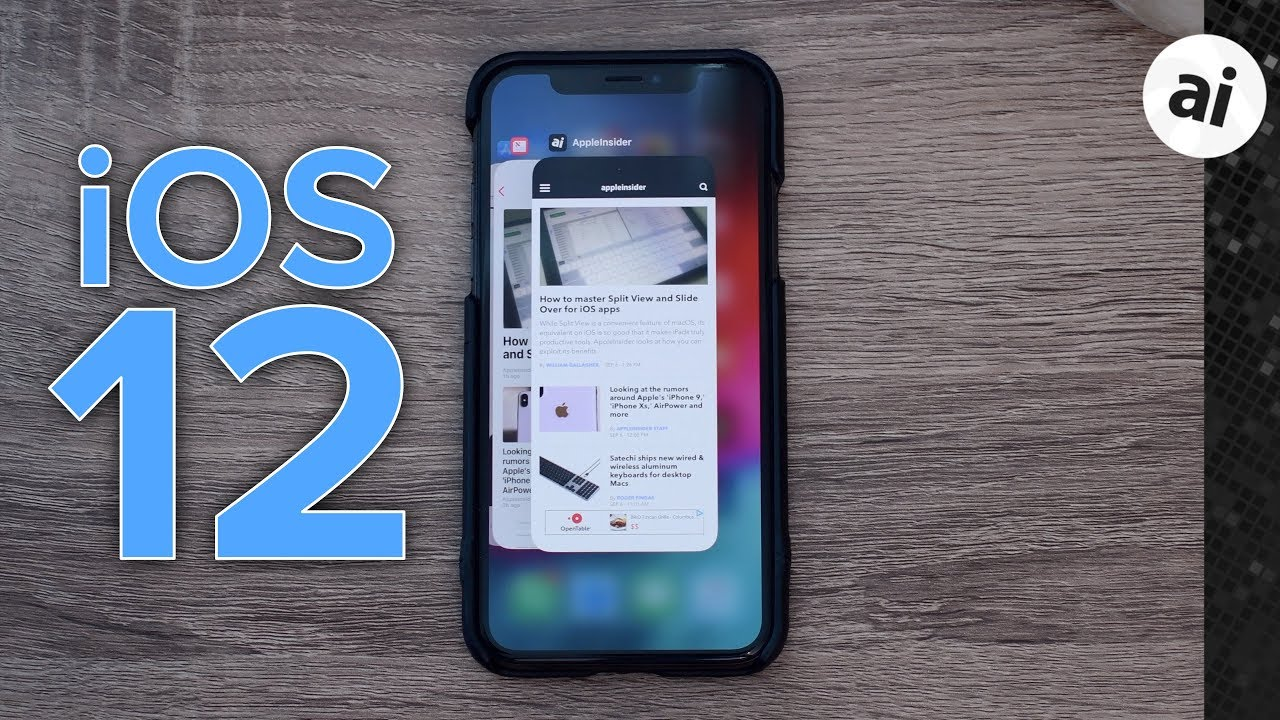 iOS 12 0 1 update available, fixes Wi-fi connectivity on
