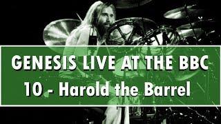 Genesis Live at BBC #10 - Harold the Barrel [rare]
