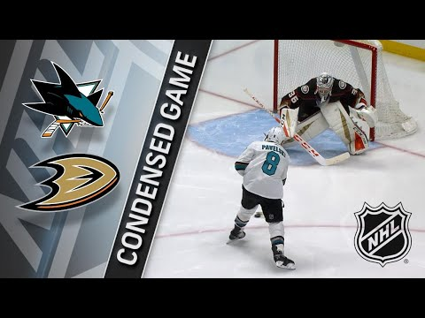 02/11/18 Condensed Game: Sharks @ Ducks