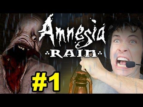 AMNESIA TORTURE CHAMBER - Custom Story: Rain #1