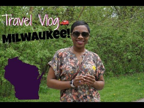 Travel Vlog: Weekend in Milwaukee!
