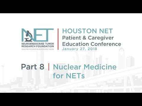 8. Nuclear Medicine for NETs, Rathan Subramaniam, MD, PhD, UT Southwestern, 2018 Houston Conference